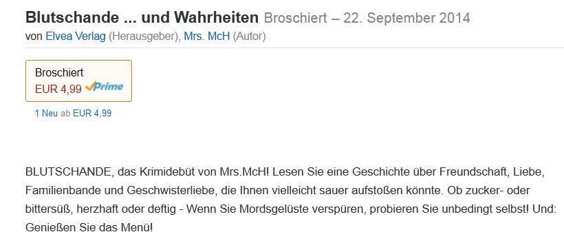 Blutschande AMAZON